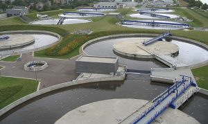water treatment plant using zeolite filter
